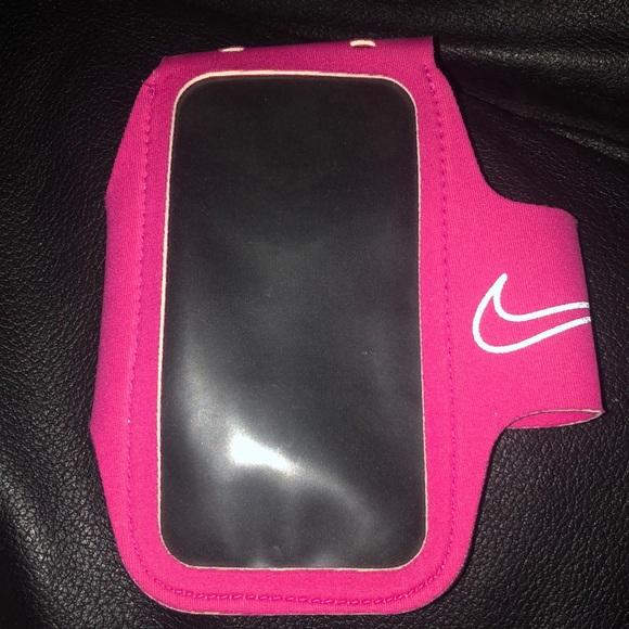 Nike phone holder